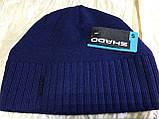 Коричневая шапка с фиксированным наклоном назад, фото 9