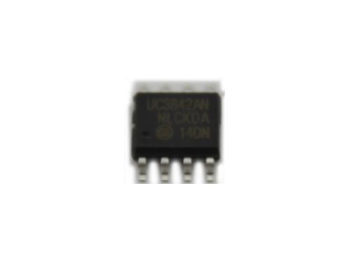 Чип UC3842A UC3842, SOP8, ШИМ-контроллер