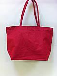 Большая пляжная красня сумка, фото 4