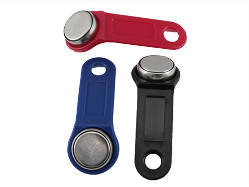 Контактный магнитный ключ заготовка RW1990, DS1990A, перезаписываемый