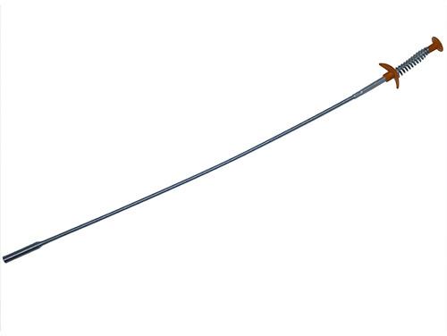 Экстрактор захват цанговый на пружине, гибкий 60см
