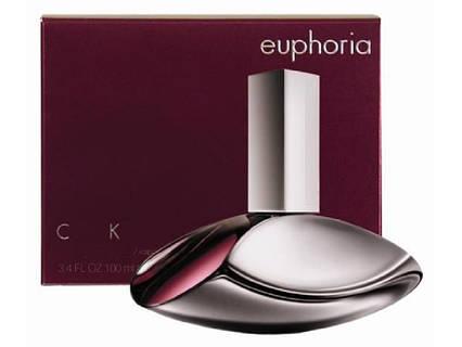 CK Euphoria EDT 100 ml (лиц.)