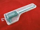 Штангенциркуль цифровой электронный 150мм 0.1 мм в футляре, пластик, фото 3