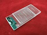 Зовнішній 2.5 USB 3.0 SATA Кишеню жорсткого диска, прозорий, фото 4