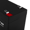 Аккумулятор кислотный AGM LogicPower LP 12 - 7,0 AH, фото 3