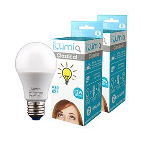 Набор №6 (2 шт Лампа Ilumia 004 L-12 + 1уп Батареек LP AAA R03P)