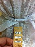 Косынка белая из батиста с козырьком 55-57 см, фото 3