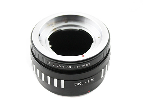 Адаптер переходник Deckel DKL - Fujifilm X (FX) Ulata