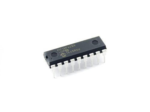 Чип PIC16F628A PIC16F628, микроконтроллер
