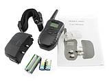 Ошейник электронный для дрессировки собак с пультом ДУ 998D, фото 5