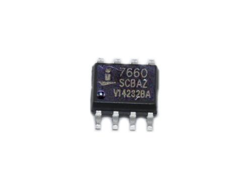Чип ICL7660 ICL7660AIBAZ SOP8, преобразователь