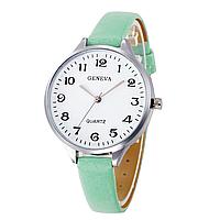 Недорогие женские часы с тонким ремешком R-2