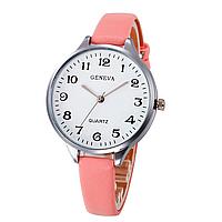 Недорогие женские часы с тонким ремешком R-3