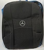 Авточехлы Nika на Mercedes Sprinter 3 1+2 от 2018 года,комплект на передние сидения