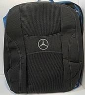 Авточехлы  на Mercedes Sprinter 3 1+2 от 2018 года,комплект на передние сидения
