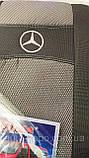 Авточехлы Nika на Mercedes Sprinter 3 1+2 от 2018 года,комплект на передние сидения, фото 3