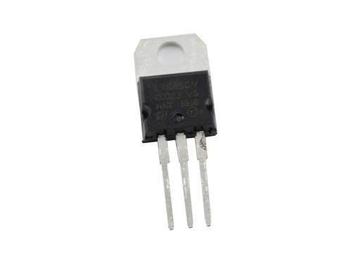 Чип L7809CV TO220 стабилизатор напряжения +9В 1.5А
