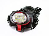 Налобный фонарь, фонарик, фара LED 6Вт LL-536, фото 2
