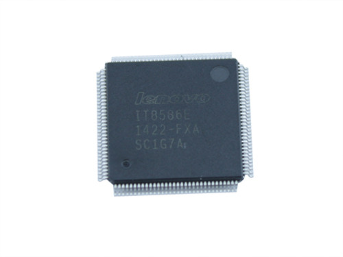 Чип Lenovo IT8586E FXA QFP128 мультиконтроллер для ноутбука