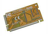 POST карта Mini PCI PCI-E LPC анализатор неисправности ноутбука тестер, фото 2