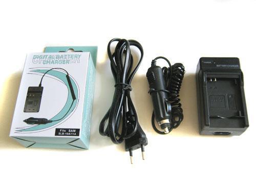 Сетевое + авто зарядное Samsung SLB-10A SLB-11A