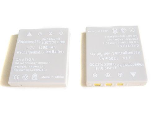 Батарея Fuji NP-40 NP40 F480 V10 J50 Z1 Z3