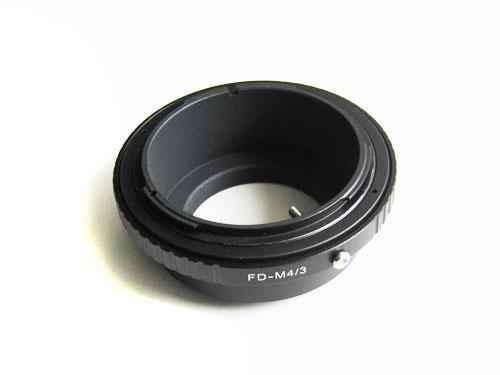 Адаптер переходник Canon FD - Micro 4/3 (M4/3)