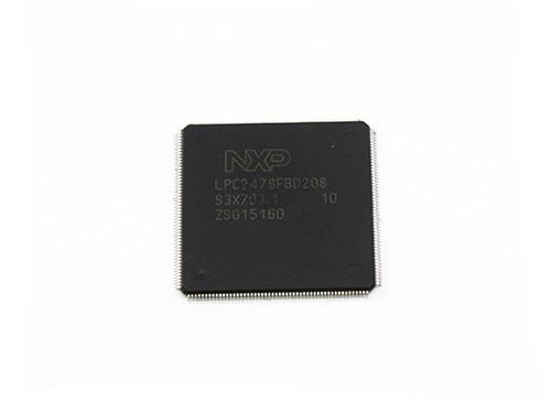 Чип LPC2478FBD208, ARM7 микроконтроллер, LQFP208