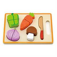 Игровой набор Viga Toys Овощи игрушки для мальчика девочки детские развивающие интерактивные игрушки для