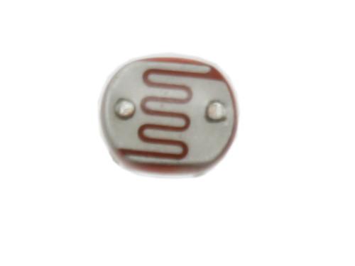 Фоторезистор, датчик освещенности 5мм GL5539 5539 для Arduino