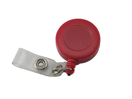 Ретрактор, выдвижной брелок для карт доступа, ключей, бейджа, нить 80см