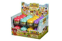 Коллекционная игрушка сюрприз Li'l Woodzeez Bobblehead Серия 4 (64400GTZ)