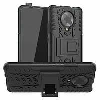 Чехол Armor Case для Xiaomi Redmi K30 Pro / Poco F2 Pro Black