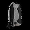 Рюкзак антивор Zupo Crafts ZC-05 серый, фото 2