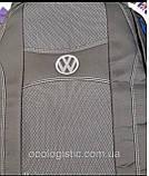Авточохли Volkswagen Crafter 1+2 від 2006-року Nika Фольксваген Кра, фото 10