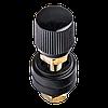 Медная винтовая клемма 8 мм (черная), фото 2