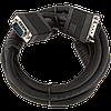 Кабель VGA-2.0BK LogicPower 2 м черный (с двумя ферритовыми кольцами), фото 2