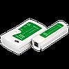 Тестер кабельный для RJ45 и RJ12 LogicPower LP-468N (батарейка в комплекте), фото 3