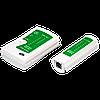 Тестер кабельный для RJ45 и RJ12 LogicPower LP-468N (батарейка в комплекте), фото 4