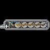 Фильтр-удлинитель сетевой LogicPower LP-X6, 6 розеток, цвет-серый, 1,8 m, фото 4