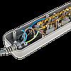Фильтр-удлинитель сетевой LogicPower LP-X5, 5 розеток, цвет-серый, 1,8 m, фото 5
