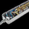 Фильтр-удлинитель сетевой LogicPower LP-X5, 5 розеток, цвет-серый, 4,5 m, фото 5