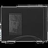 Корпус Slim LP S607 BK + Блок питания Micro ATX 400W 8см, фото 5