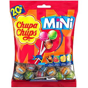 Цукерки чупа-чупс Chupa Chups Mini, 20 шт.