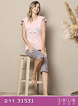 Пижама с бриджами, Sexen