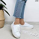 Женские кроссовки натур кожа 5780, фото 2
