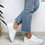 Женские кроссовки натур кожа 5780, фото 4