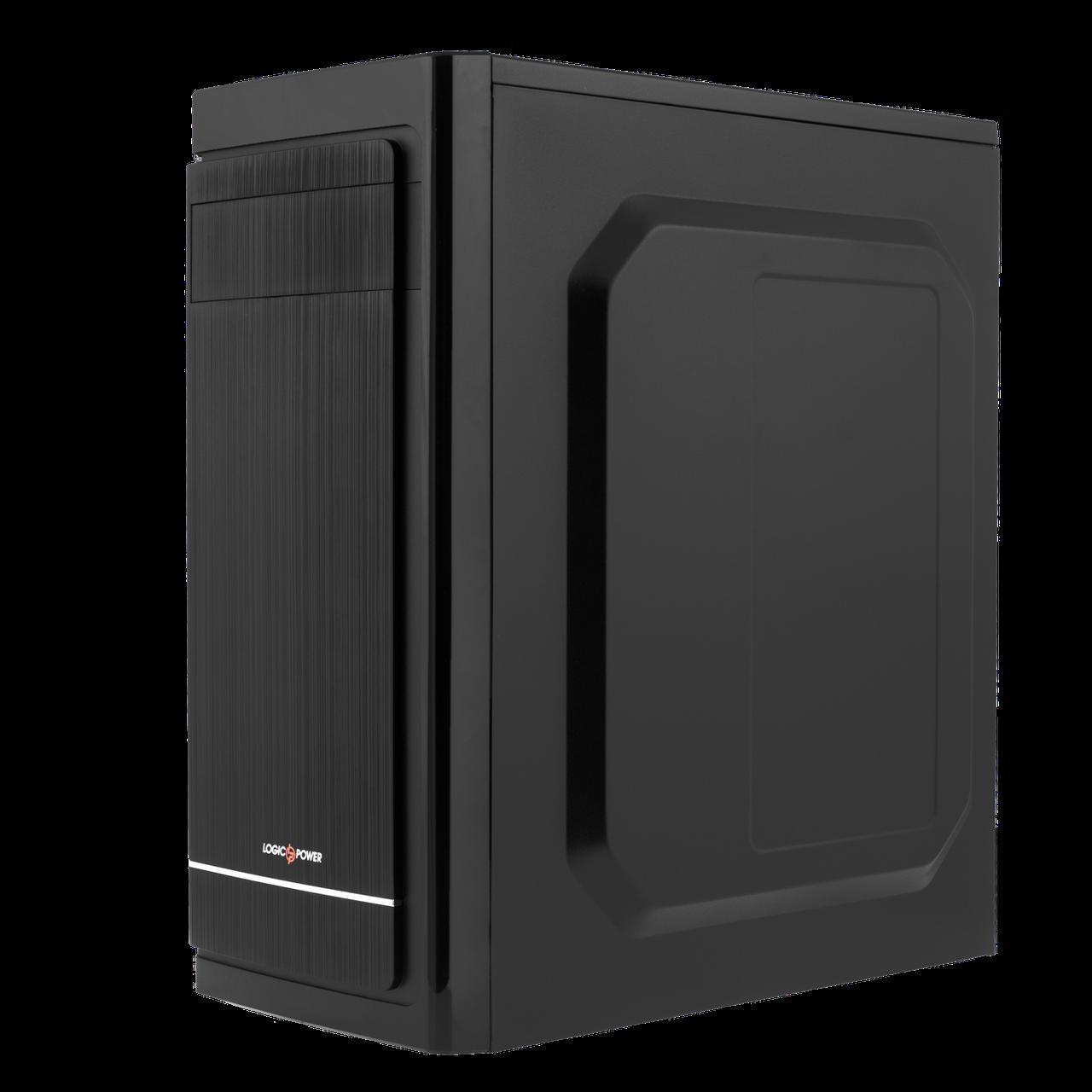 Корпус LP 2006-500W 12см black case chassis cover