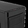 Корпус LP 2006-500W 12см black case chassis cover, фото 4