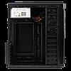 Корпус LP 2006-500W 12см black case chassis cover, фото 5